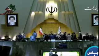 درگیری نمایندگان مجلس در دلیل دیدار اعضای فراکسیون امید با رئیس دولت اصلاحات