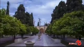 زیبایی های شیراز با تکنیک هایپرلپس