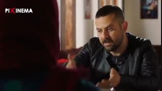 فصل اول سریال عاشقانه ، زن گرفتن ریحانه برای برادرش پیمان (هومن سیدی)