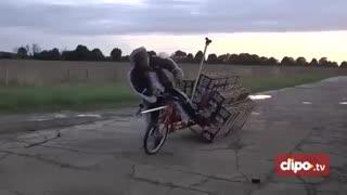 خلاقیت های ماجراجویانه کالین: دوچرخه عجیب-2