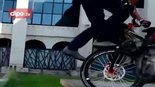 لذت بردن از زندگی با دوچرخه