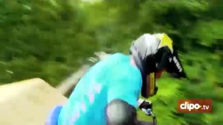 پرش با ویلچر، دوچرخه، سه چرخه!