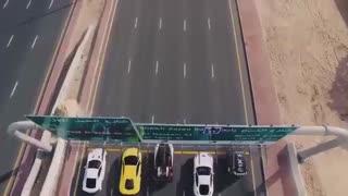 """آخرین جادوگری """"کن بلاک"""" در دوبی"""