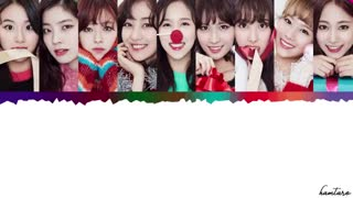 TWICE (트와이스) - 'MERRY & HAPPY' Lyrics [Color Coded_Han_Rom_Eng]