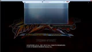 Fix for An unhandled error occurred (0xffffffff) on Street Fighter X Tekken