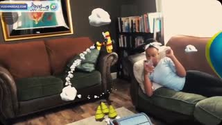 سرگرمی های کودکانه با واقعیت افزوده