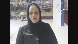نسرین ملازم : نمایشگاه سایه سار مینو با رویکرد توانمندی زنان ایران