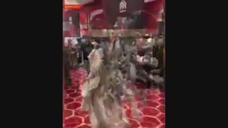 باورتون میشه اگه بگم اینجا و این شوی لباس ایران خودمونه؟