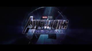 دومین تریلر رسمی فیلم Avengers: End game