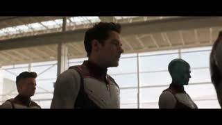 تماشا کنید: دومین تریلر رسمی فیلم انتقامجویان – Avengers: Endgame