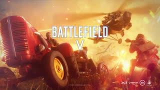 اولین تریلر بخش Firestorm بازی Battlefield V