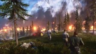 تریلر جدید بازی بتلفیلد 5 بخش بتل رویال - Firestorm