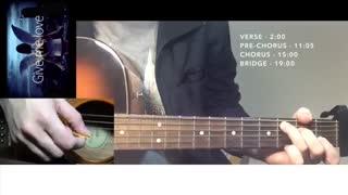 Give Me Love - Ed Sheeran  آموزش گیتار اهنگ های ادشیرن
