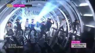 ZE:A - Breath, 제국의아이들 - 숨소리, Show Music core