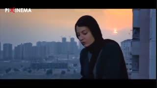 سکانس فیلم دارکوب ، درگیری مهسا(سارا بهرامی) با همسایه های روزبه