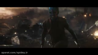 داغ داغ! دومین تریلر فیلم انتقام جویان ۴: پایان بازی منتشر شد!