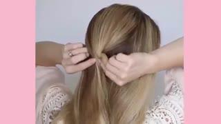 آموزش بافت مو ، ویژه عید نوروز،