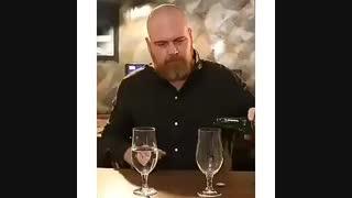 تفاوت صدای آب و آبجو