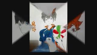 نقاشی های من از انیمه هایکیو