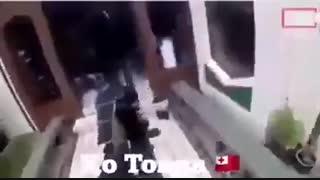 فیلم هولناک که مهاجم به طور زنده از حمله به مسجد در نیوزیلند پخش کرد