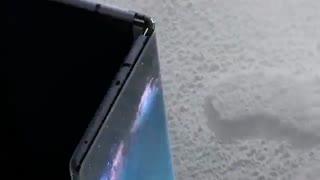 تیزر رسمی گوشی هواوی میت ایکس Huawei Mate X