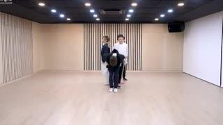 TXT - Crown Mirrored Dance Practice