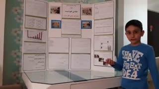 جشنواره جابربن حیان در دبستان نسل قلم ارومیه
