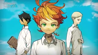 The Promised Neverland - OP / Opening Extended「Touch off」by UVERworld