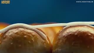 تبلیغات جنسی  پنهان در تبلیغات غذا - 2019