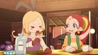 دومین تریلر انیمه سینمایی Pandora to Akubi