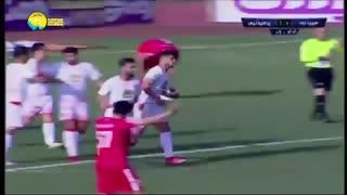 گل اول پرپسولیس به سپدرود توسط علی علیپور