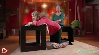 کاهش درد و احساس خستگی مادر باردار