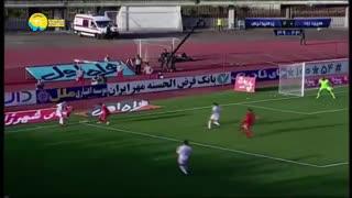 خلاصه دیدار سپیدرود 1_3 پرسپولیس (هفته 22 لیگ برتر ایران)