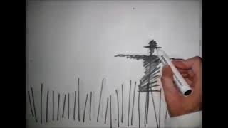 موزیک ویدیو محسن چاوشی - کلاغ رو سیاه