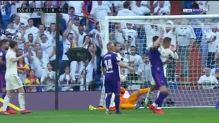 خلاصه دیدار رئال مادرید 2_0 سلتاویگو (هفته 28 لا لیگا اسپانیا)