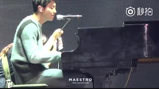 EXO CHANYEOL - All Of   Me