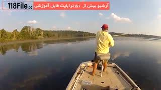 صید گروهی ماهی ها با چند ترفند ابتدایی