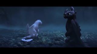 دومین آنونس انیمیشن How to Train Your Dragon: The Hidden World