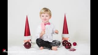 آتلیه عکس کریسمس | آتلیه کریسمس | آتلیه عکس کودک امیر