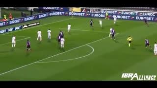 برترین کنترل توپهای دنیای فوتبال