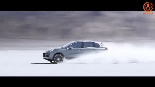 تیزر Porsche Cayenne 2015 - مهاجم تیز پا !