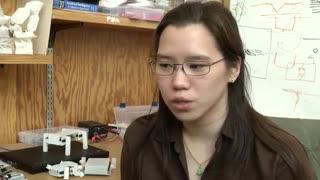پرینتر سه بعدی و روبوگامی رباتهای قابل چاپ