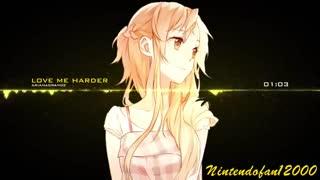 ❖ [Nightcore - Love Me Harder] ❖