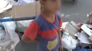 کودکان کار و  فقر در ایران