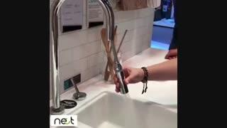 #تکنولوژی لمسی به لوازم خانگی هم راه پیدا کرده  تکنولوژى در بهتر  زندگی مردم، بزرگترین کار می تونه باشه توی این #دنیا | nect.ir