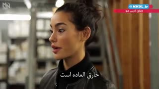 مستند دنیای آدرین هو با دوبله فارسی - سرما درمانی