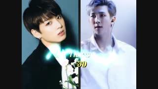 اهنگ احساسی وبسیار زیبایI know از Jung kookو3D (bts) RM(سه بعدی)