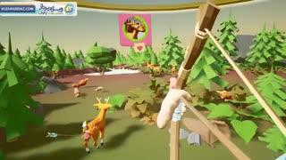 بازی واقعیت مجازی stupidcupid