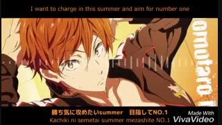 MOMO'S BEAT-میکوشیبا موموتارو-Character song