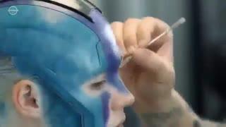Avengers infinity war makeups